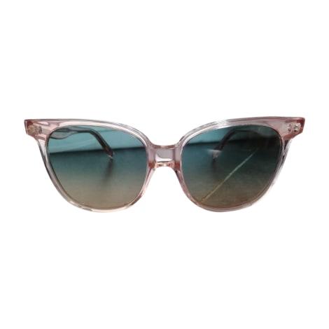 Sunglasses CÉLINE Pink, fuchsia, light pink