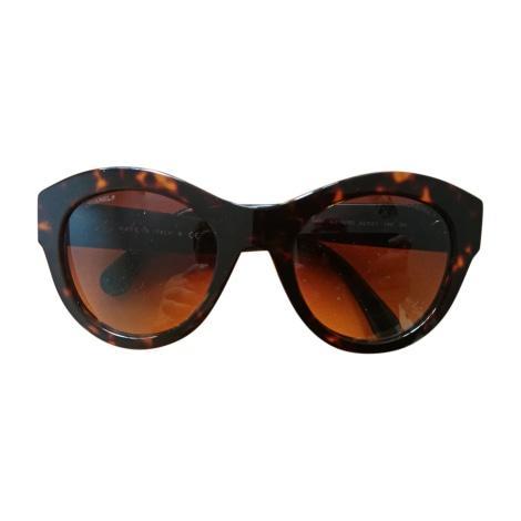 Sunglasses CHANEL Brown
