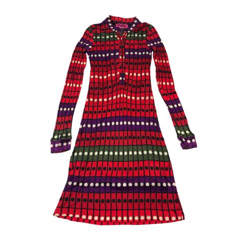Robe mi-longue CUSTO BARCELONA Multicouleur