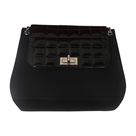 Leather Handbag CHANEL Black