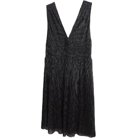 Midi Dress MAJE Silver