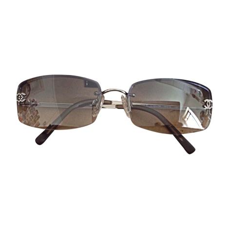 Monture de lunettes CHANEL Violet, mauve, lavande