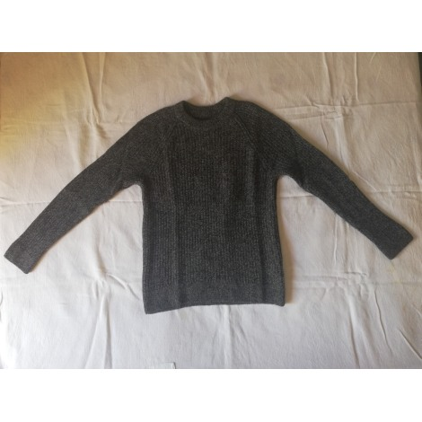 Pull ABERCROMBIE & FITCH Gris, anthracite