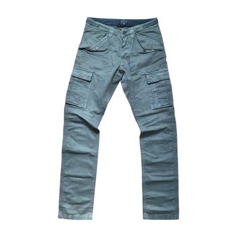 Pantalon slim WOOLRICH Kaki