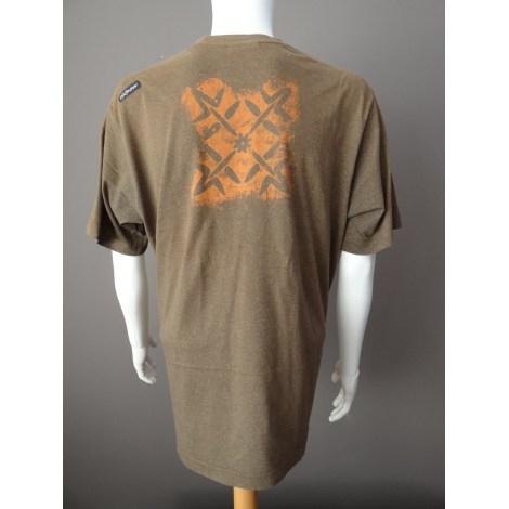 Tee-shirt OXBOW Marron