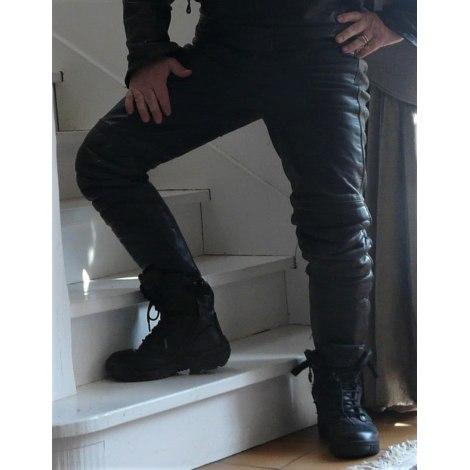 Pantalon slim OPTIMO Noir