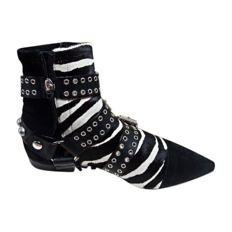 Flat Ankle Boots ISABEL MARANT Animal prints