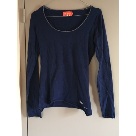 Pull LITTLE MARCEL Bleu, bleu marine, bleu turquoise
