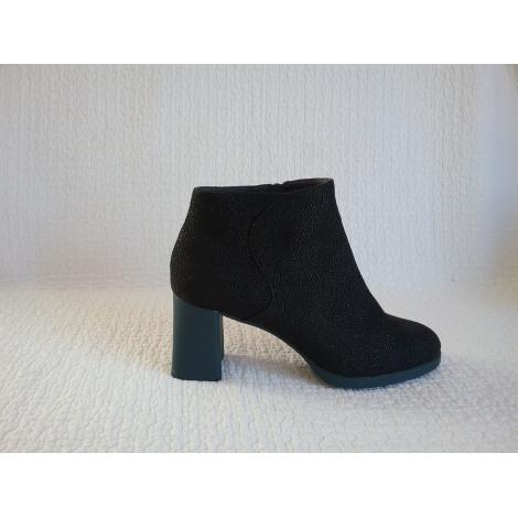 Bottines & low boots à talons CAMPER Noir