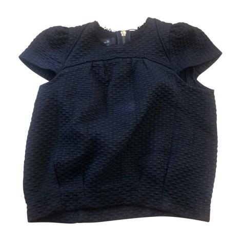Top, T-shirt ISABEL MARANT Black