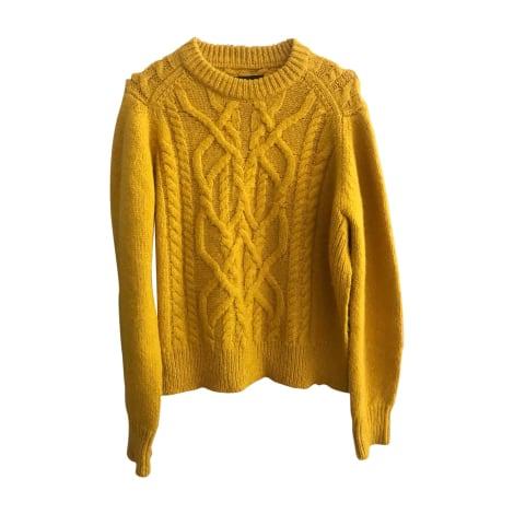 Sweater ISABEL MARANT Yellow