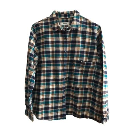 Shirt ISABEL MARANT Blue, navy, turquoise
