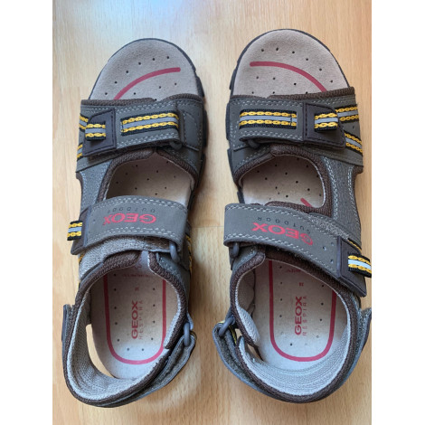 Sandales GEOX Gris, anthracite