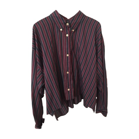 Shirt ISABEL MARANT Red, burgundy