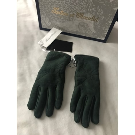 Gloves TARTINE ET CHOCOLAT Khaki