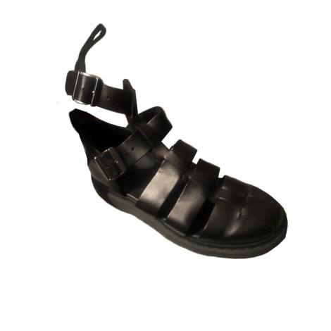 Sandales DR. MARTENS Noir