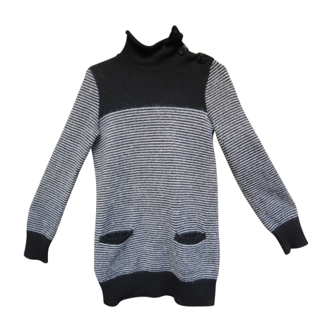 Pull tunique SEE BY CHLOE Noir