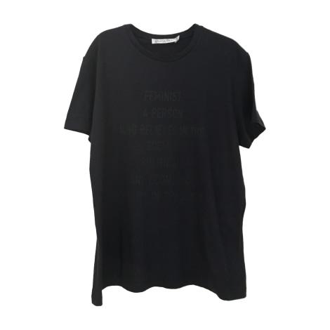 Tops, T-Shirt DIOR Blau, marineblau, türkisblau