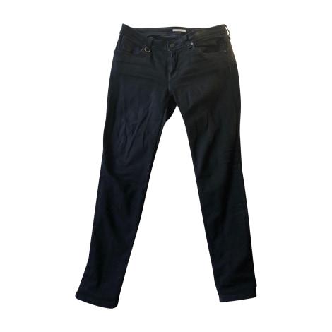 Jeans slim BURBERRY Noir