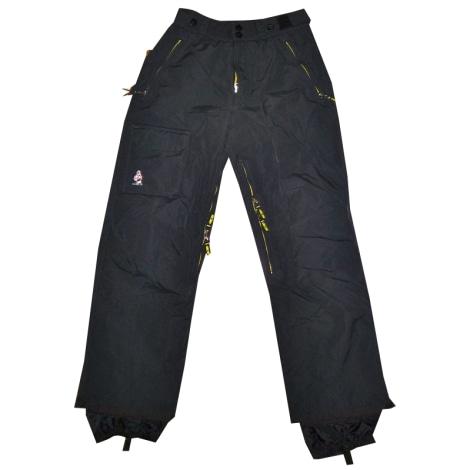 Bon Par m T2 Pantalon Kanabeach État 38 Très Ski Vendu Noir De cqww8AfSKF