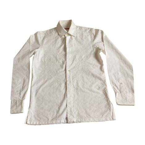 Chemise CHRISTIAN LACROIX Blanc, blanc cassé, écru