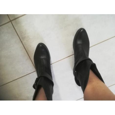 Bottines & low boots motards REPLAY Noir