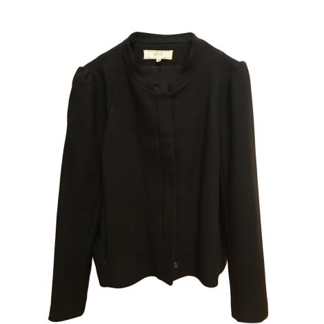 Blazer, veste tailleur ATHÉ VANESSA BRUNO Noir