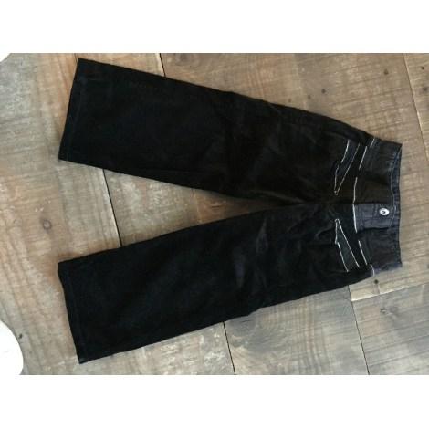 Pantalon MARITHÉ ET FRANÇOIS GIRBAUD Noir