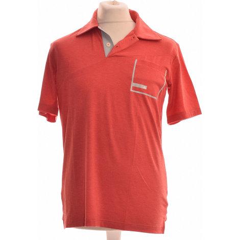 Polo ADIDAS Rouge, bordeaux