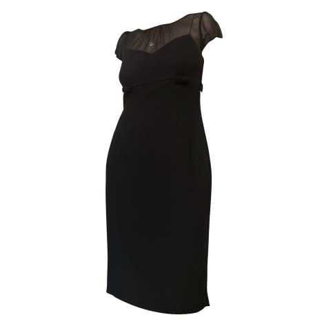 Robe mi-longue CALVIN KLEIN Noir