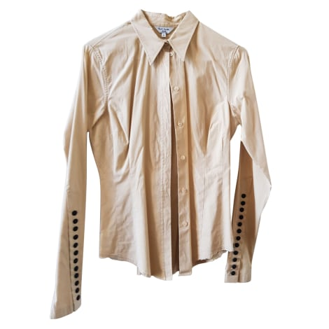 Chemisier PAUL SMITH Beige, camel