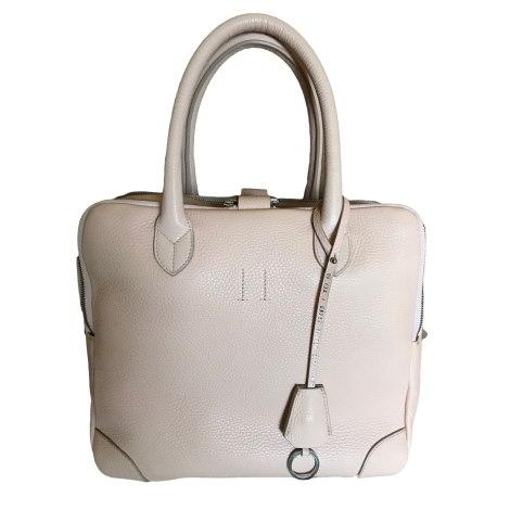Leather Handbag GOLDEN GOOSE Pink, fuchsia, light pink