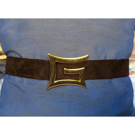 Wide Belt GIVENCHY Brown
