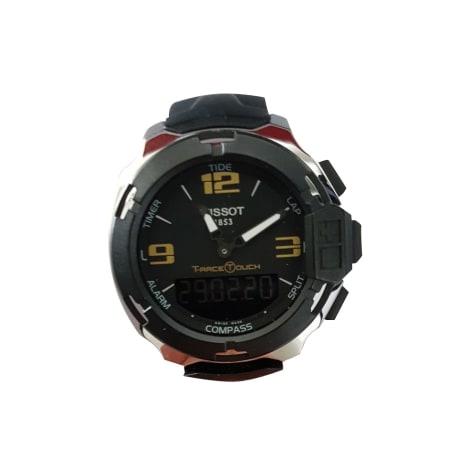 Armbanduhr TISSOT Schwarz