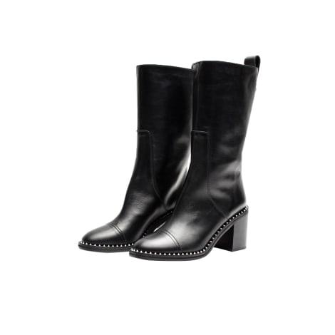 High Heel Boots ZADIG & VOLTAIRE Black