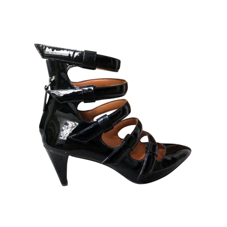 High Heel Ankle Boots MARC JACOBS Black