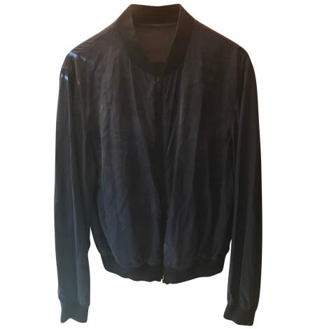 Jacket ALEXANDER MCQUEEN Blue, navy, turquoise
