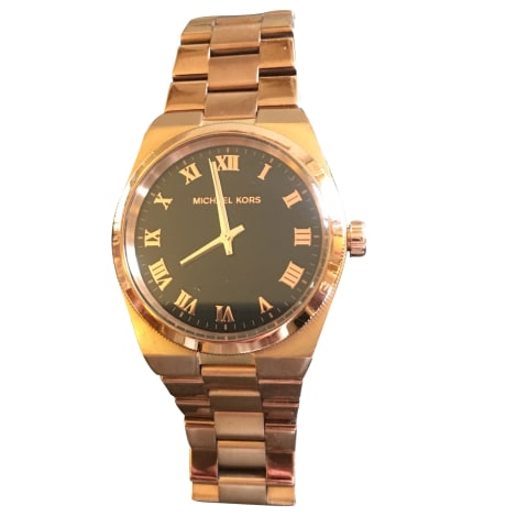 Wrist Watch MICHAEL KORS Golden, bronze, copper