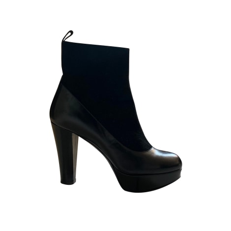 High Heel Ankle Boots SONIA RYKIEL Black