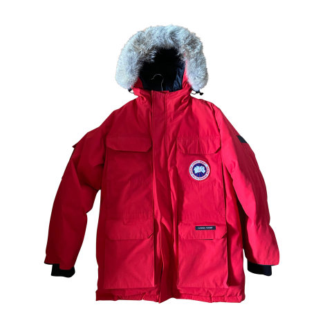 Parka CANADA GOOSE Rouge