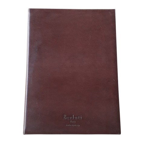 Card Case BERLUTI Brown