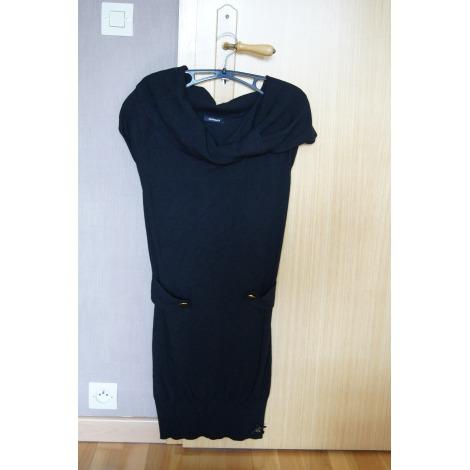 Robe tunique MORGAN Noir