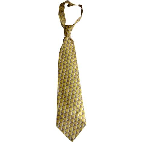 Cravatta MIU MIU Giallo