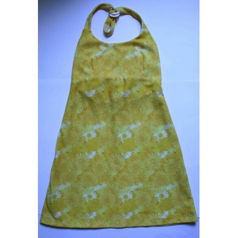 Robe dos nu ANTOINE ET LILI 36 (S, T1) jaune vendu par Béatrice 144532951 - 2748096