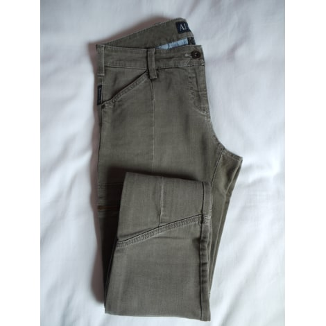 Jeans slim ARMANI JEANS Kaki