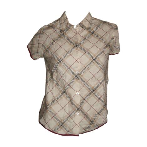 Shirt BURBERRY Multicolor