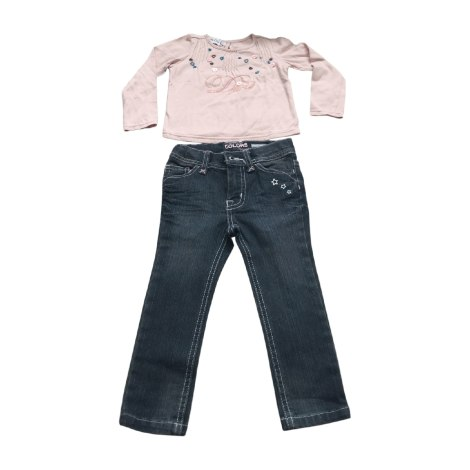 Completo pantaloni BABY DIOR Multicolore