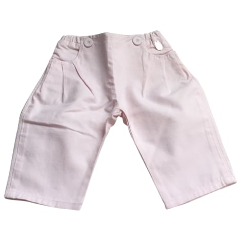 Pants BABY DIOR Pink, fuchsia, light pink
