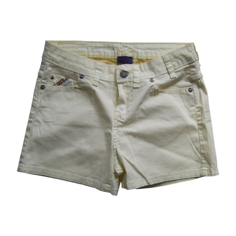 Short PAUL SMITH Jaune