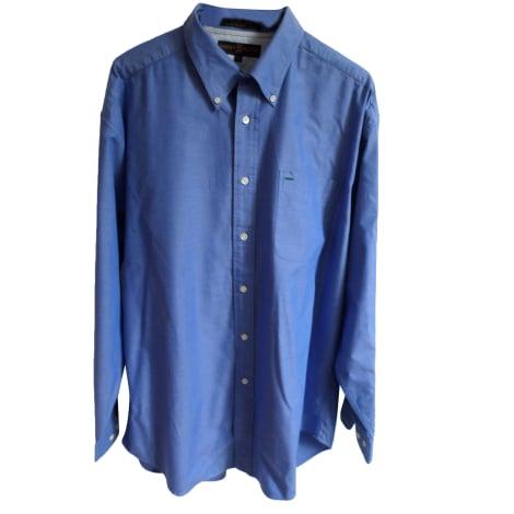Chemise TOMMY HILFIGER Bleu, bleu marine, bleu turquoise